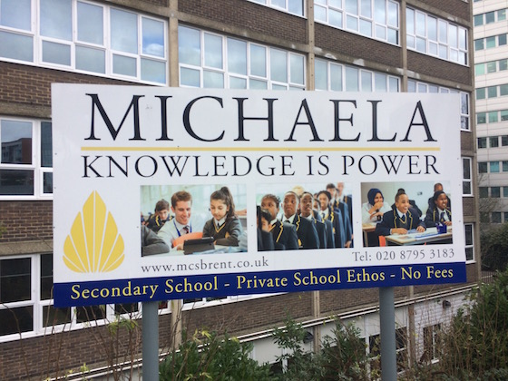 Michaela Stevenage opening